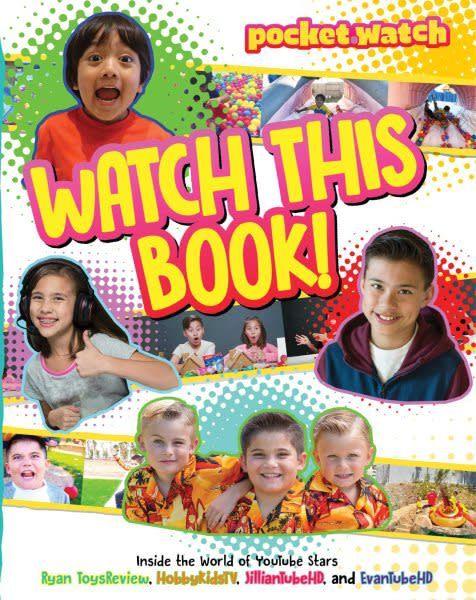 Simon Spotlight Watch This Book!