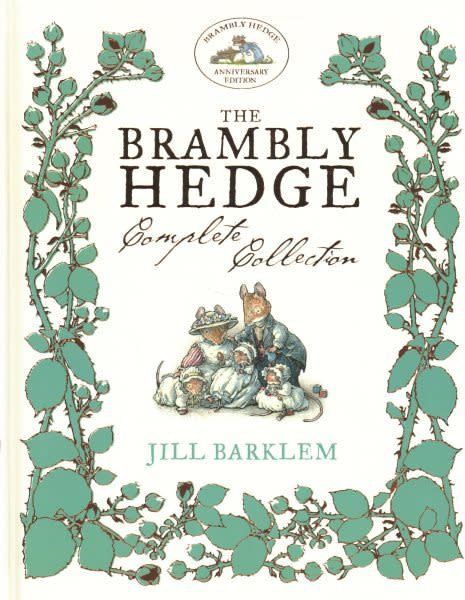 HarperCollinsChildren'sBooks The Brambly Hedge Complete Collection