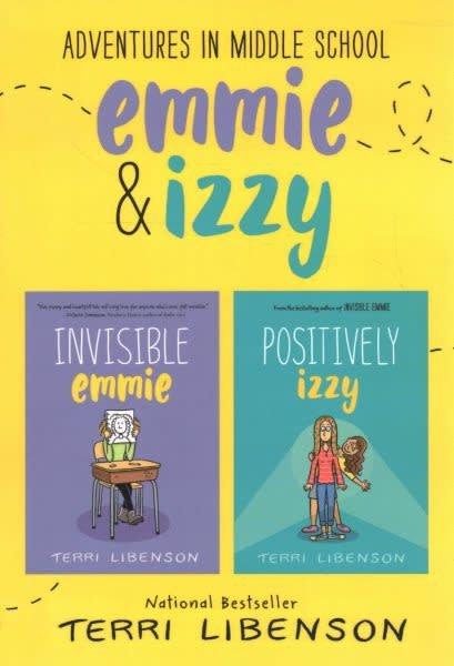 Balzer + Bray Adventures in Middle School 2-Book Box Set