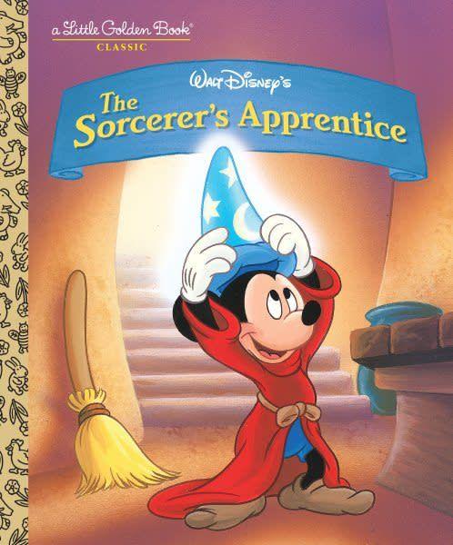 Golden/Disney The Sorcerer's Apprentice (Disney Classic)