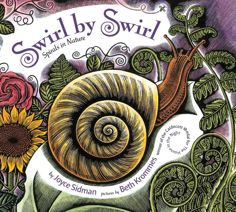 HMH Books for Young Readers Swirl by Swirl (board book)