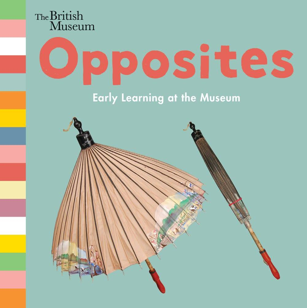 Nosy Crow Opposites: Early Learning at the Museum