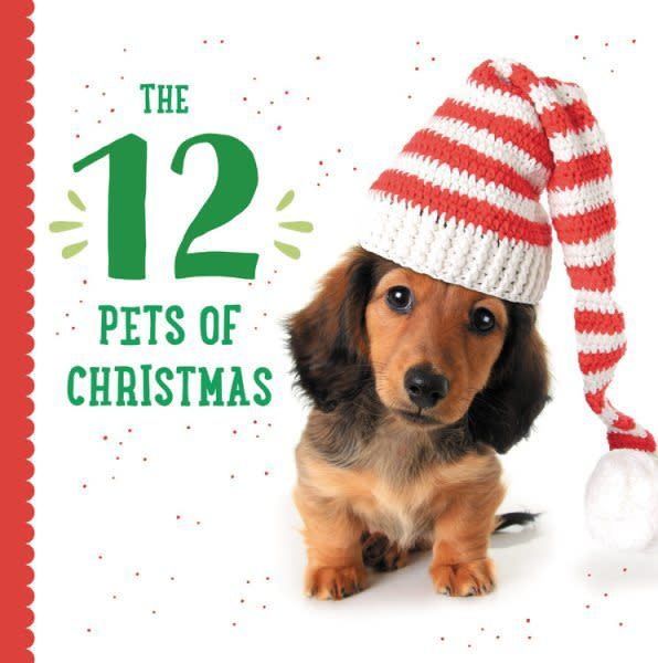LB Kids The 12 Pets of Christmas