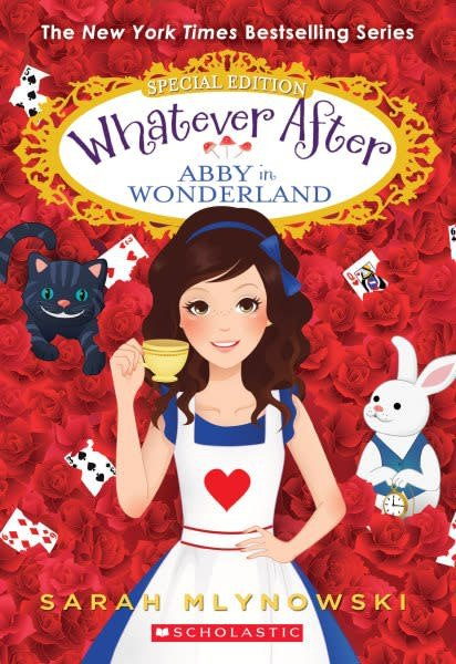 Scholastic Inc. Abby in Wonderland (Whatever After Special Edition)