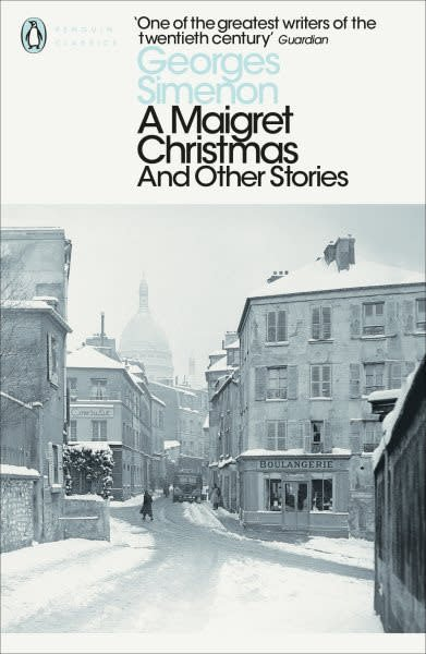 Penguin Books A Maigret Christmas and Other Stories