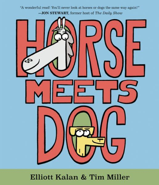 Balzer + Bray Horse Meets Dog