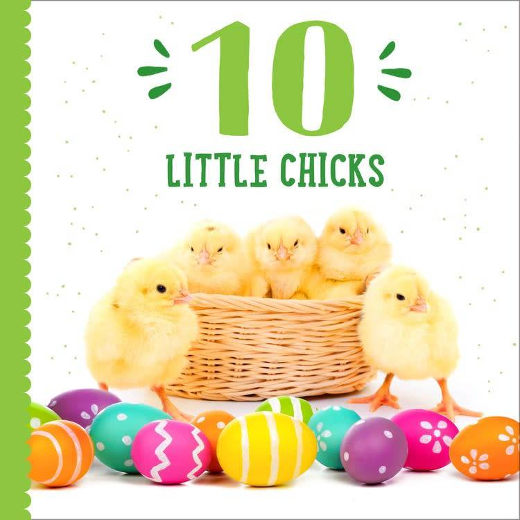 LB Kids 10 Little Chicks