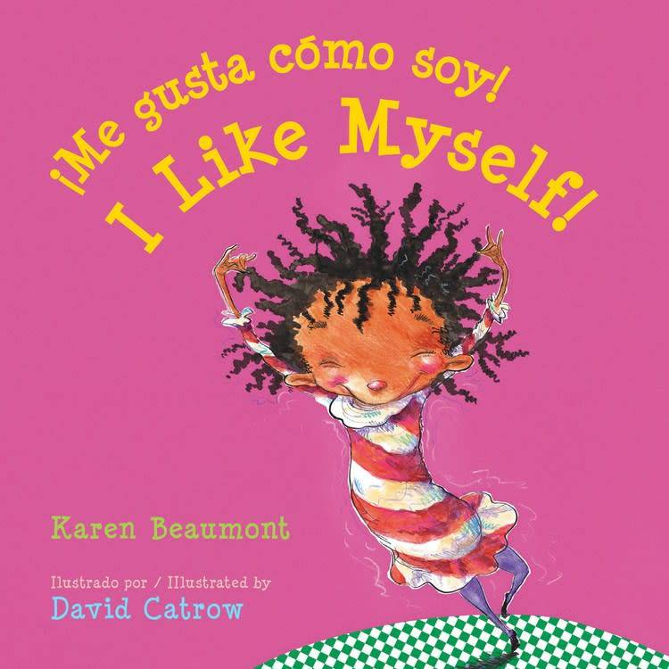 HMH Books for Young Readers ¡Me gusta cómo soy! / I Like Myself! (bilingual board book Spanish edition)