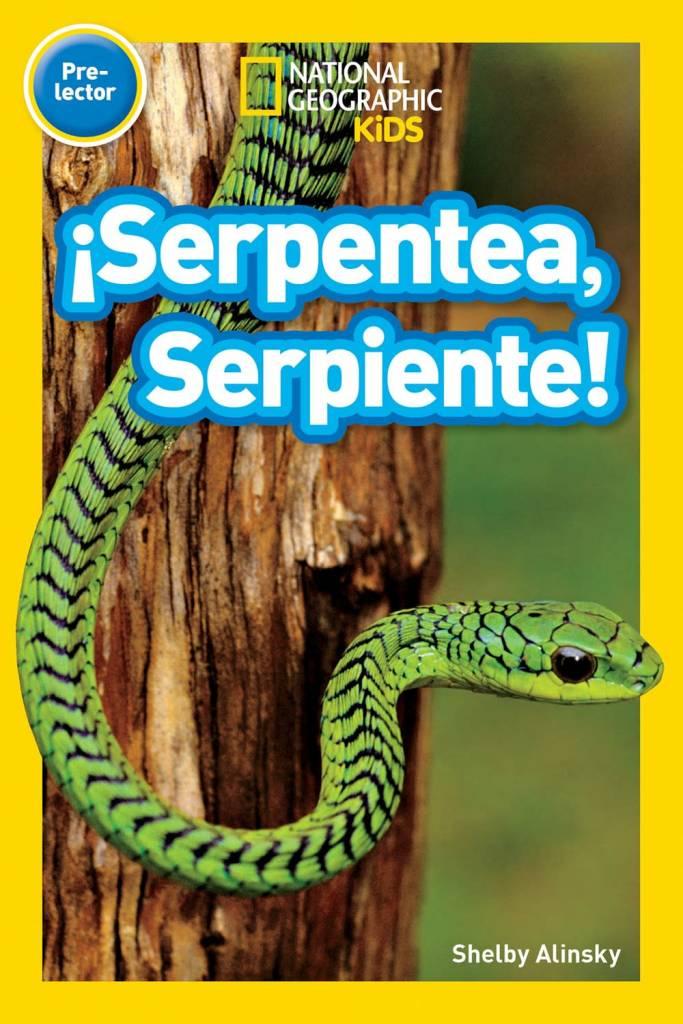 National Geographic Children's Books National Geographic Readers: ¡Serpentea, Serpiente! (Pre-reader)