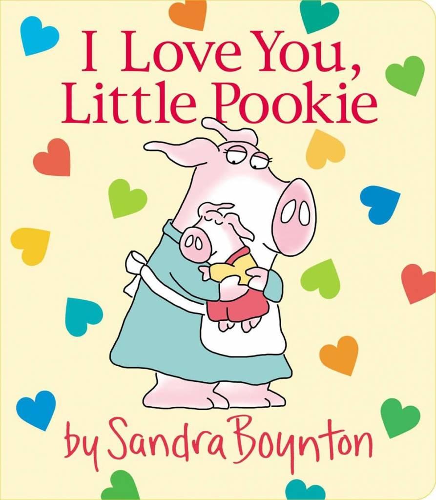 Little Simon I Love You, Little Pookie