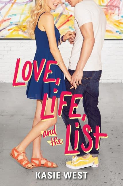 HarperTeen Love, Life, and the List