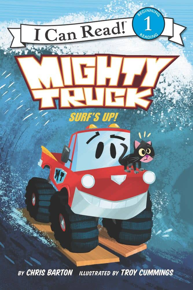 HarperCollins Mighty Truck: Surf's Up!