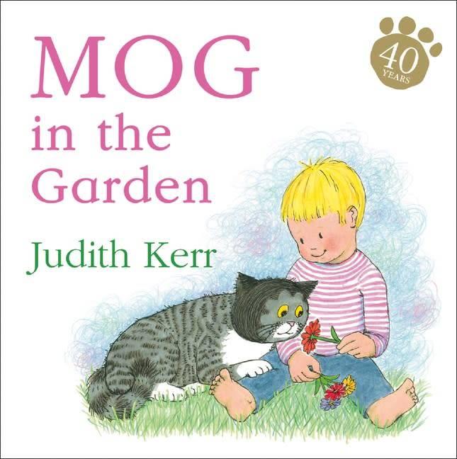 HarperCollinsChildren'sBooks Mog in the Garden