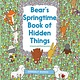 HarperCollins Bear's Springtime Book of Hidden Things