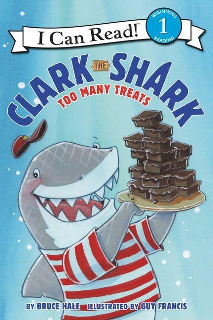 HarperCollins Clark the Shark: Too Many Treats