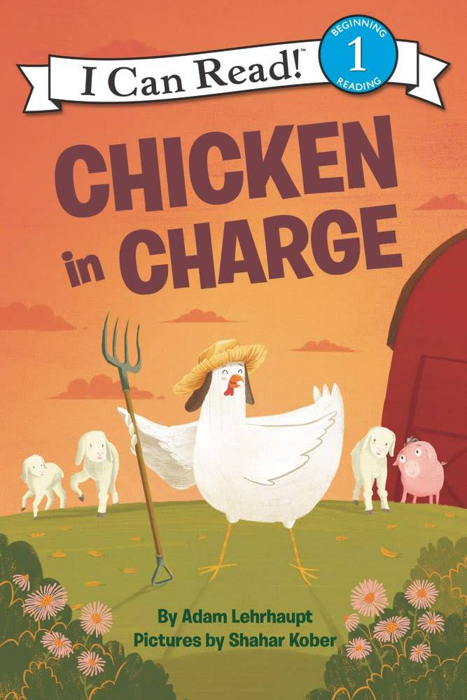 HarperCollins Chicken in Charge