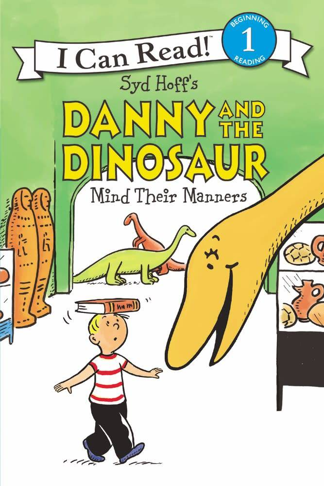 HarperCollins Danny and the Dinosaur Mind Their Manners