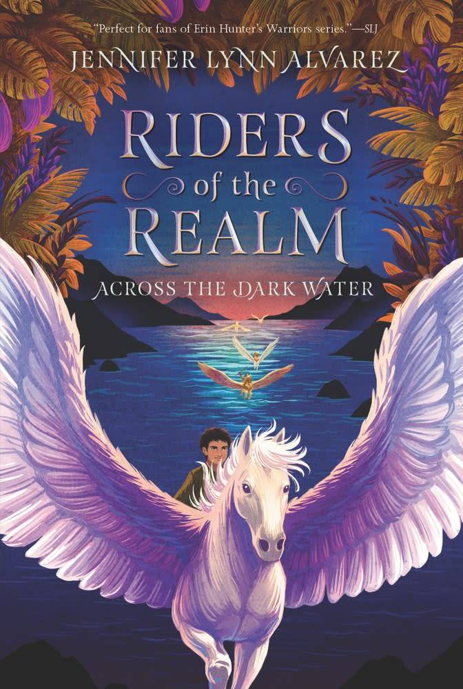 HarperCollins Riders of the Realm #1: Across the Dark Water