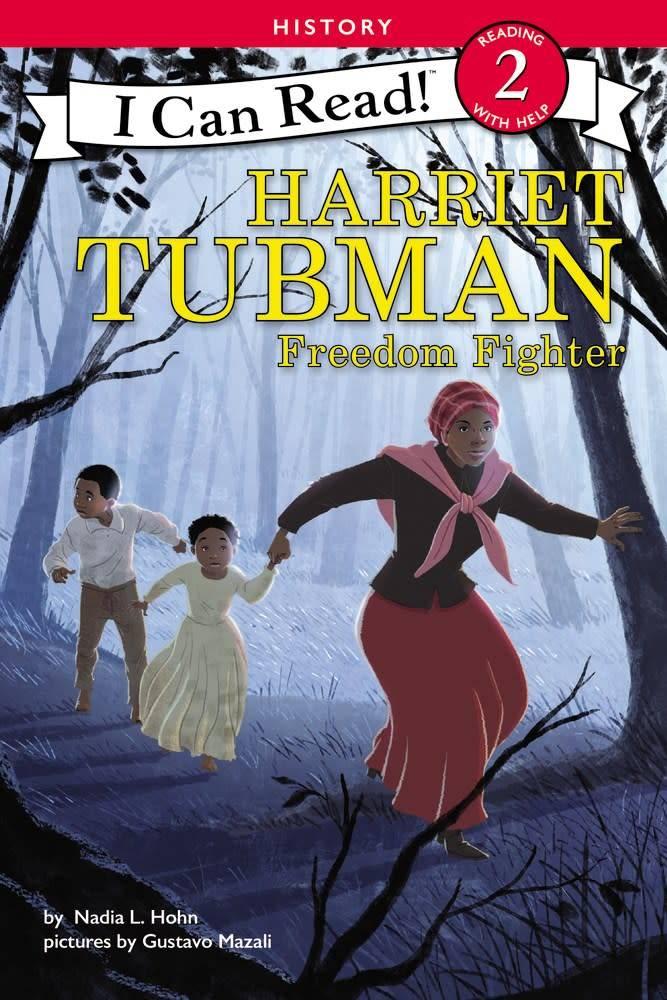 HarperCollins Harriet Tubman: Freedom Fighter
