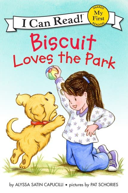 HarperCollins Biscuit Loves the Park