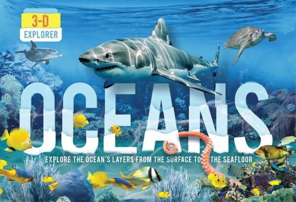 Silver Dolphin Books 3-D Explorer: Oceans