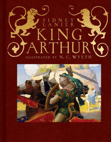 Atheneum Books for Young Readers King Arthur