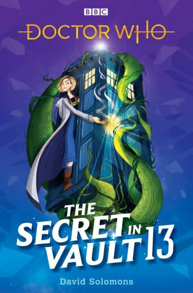 Random House Books for Young Readers Doctor Who: The Secret in Vault 13