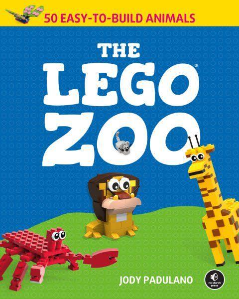 No Starch Press The LEGO Zoo