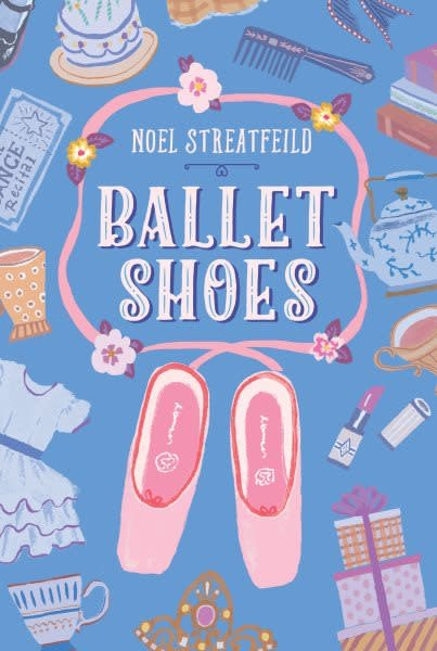 Random House Books for Young Readers Ballet Shoes