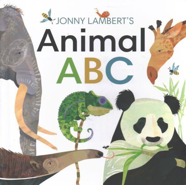DK Children Animal ABC (Board Book)