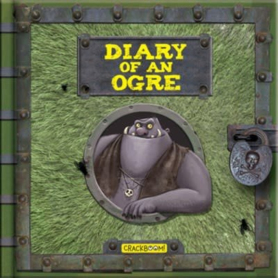 CrackBoom! Books Diary of an Ogre