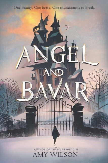 Katherine Tegen Books Angel and Bavar