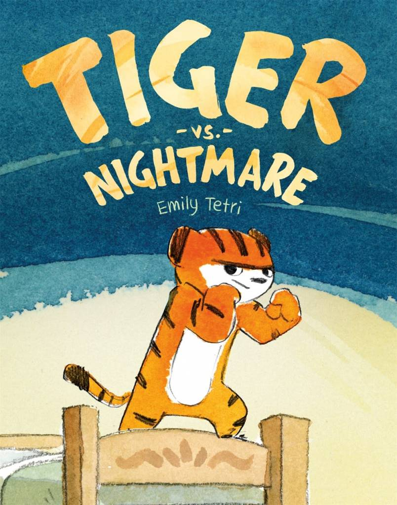 First Second Tiger vs. Nightmare