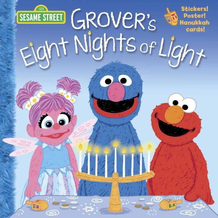 Random House Books for Young Readers Sesame Street: Grover's Eight Nights of Light