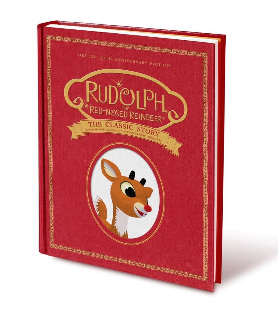 Rudolph the Red Nosed Reindeer (50th Anniversary Ed.)