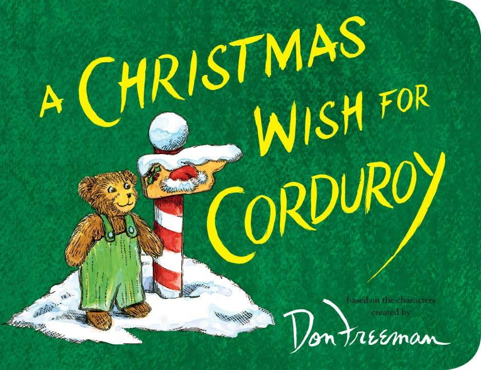 Viking Books for Young Readers Corduroy: A Christmas Wish for Corduroy