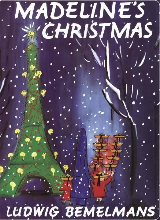 Viking Madeline: Madeline's Christmas (Board Book)