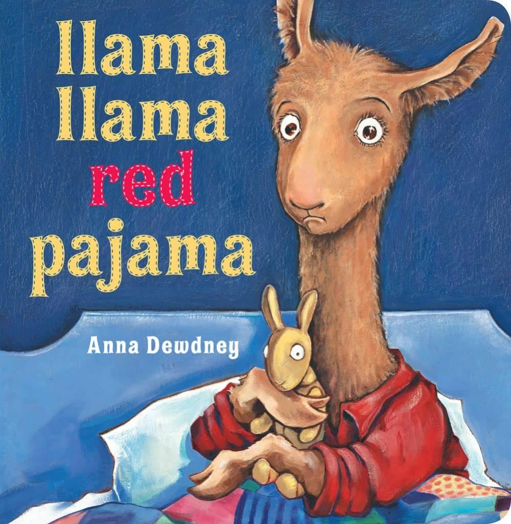 Viking Books for Young Readers Llama Llama Red Pajama
