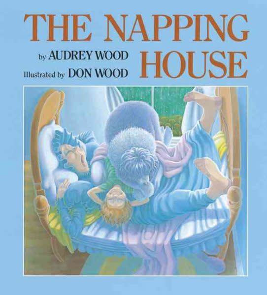 The Napping House (Large Board Book)