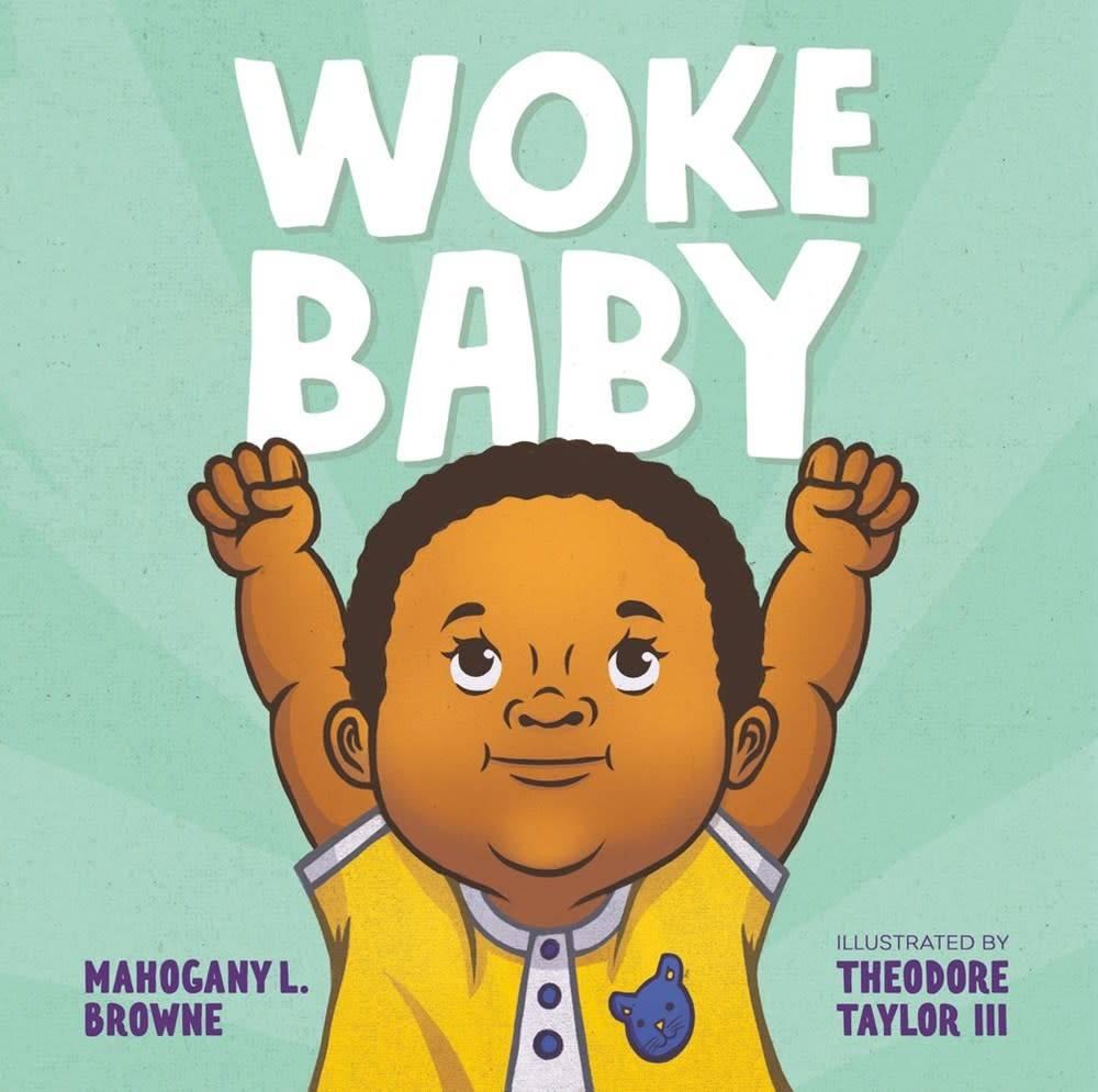 Roaring Brook Press Woke Baby