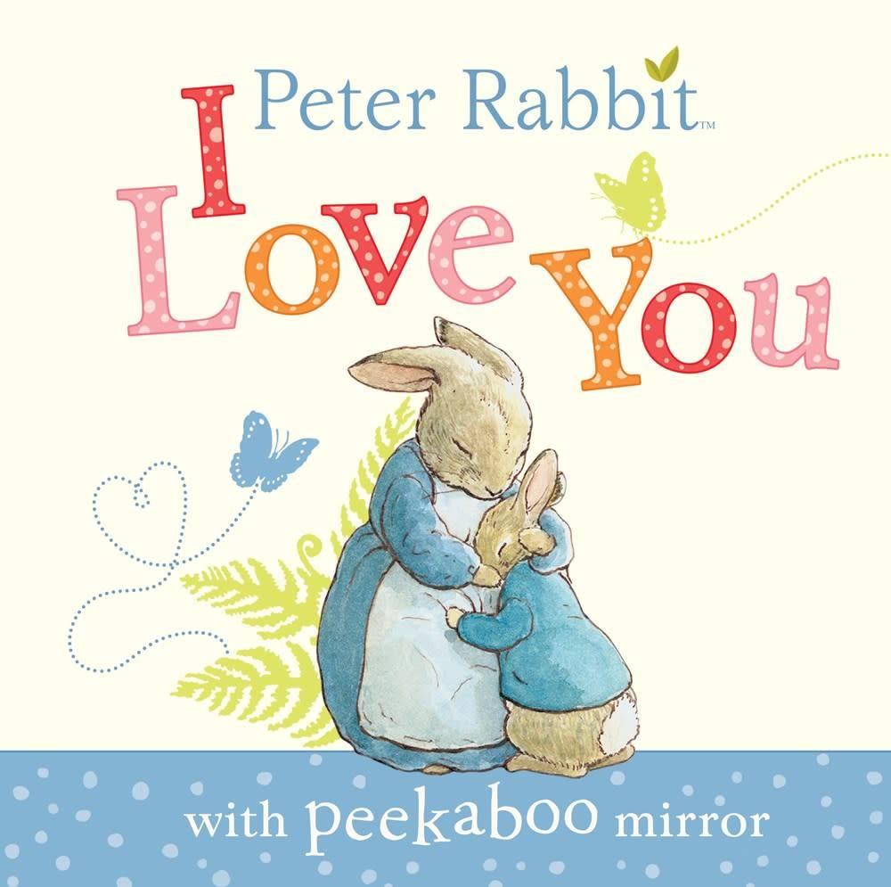 Warne Peter Rabbit, I Love You