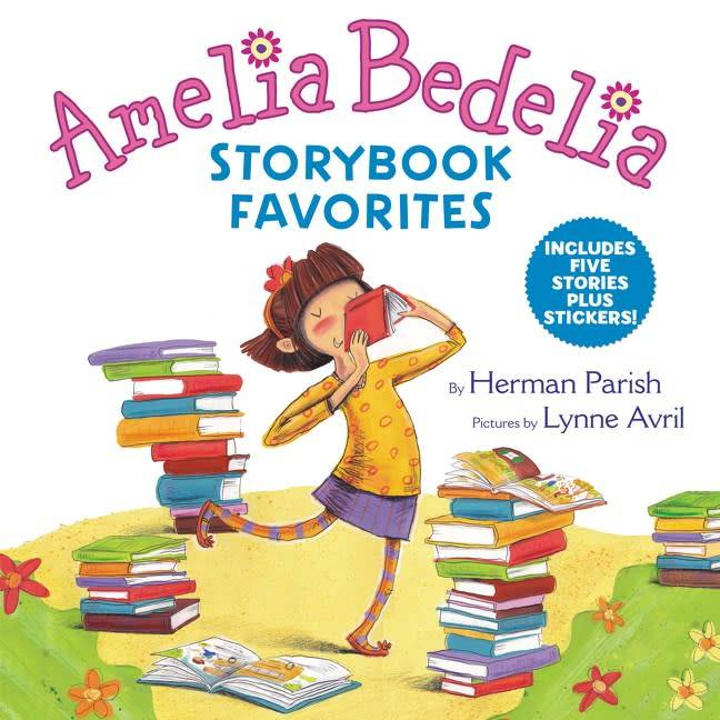 Greenwillow Books Amelia Bedelia: Storybook Favorites
