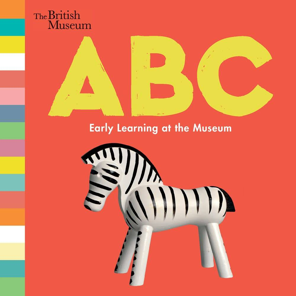 Nosy Crow Early Learning at the Museum: ABC (Board Book)