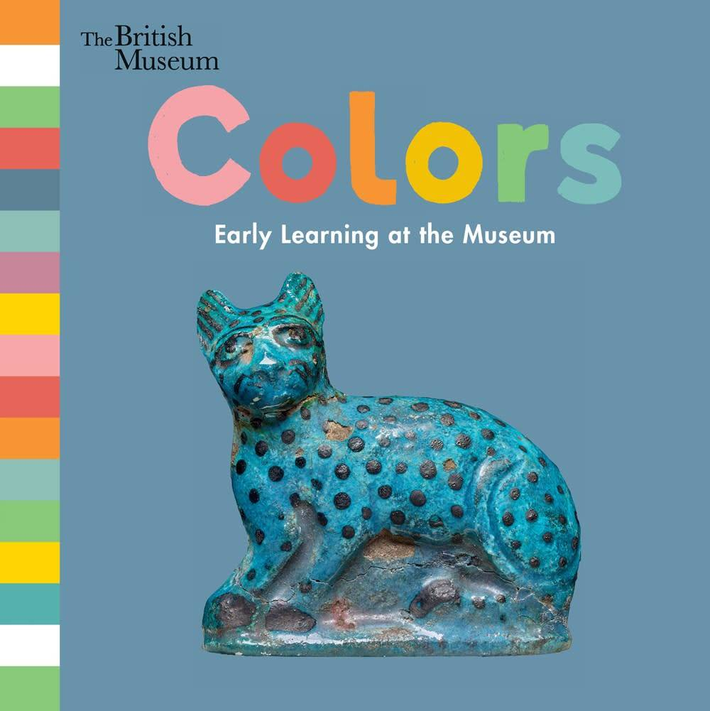 Nosy Crow Colors: Early Learning at the Museum