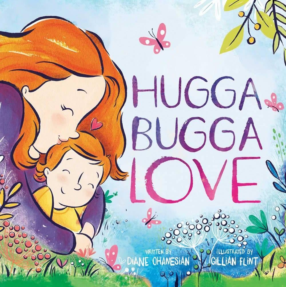 little bee books Hugga Bugga Love