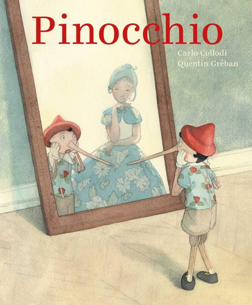 NorthSouth Books Pinocchio