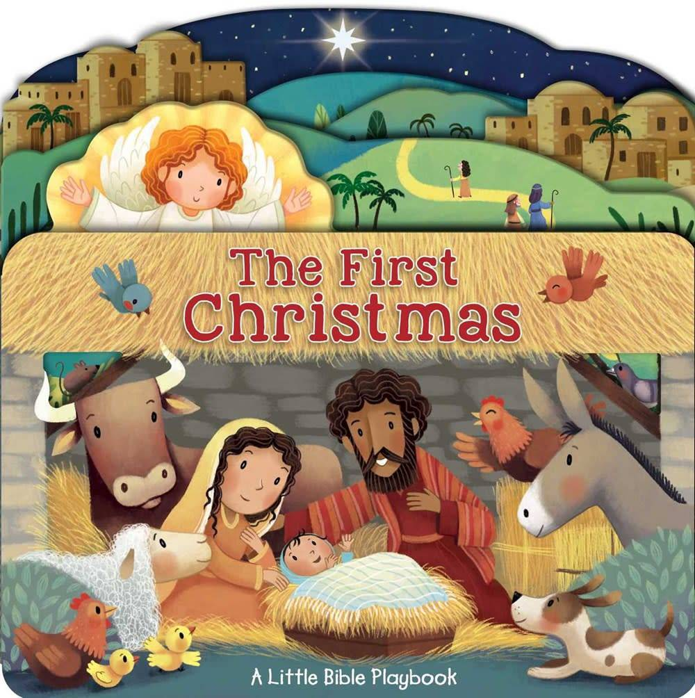 Printers Row Little Bible Playbook: The First Christmas