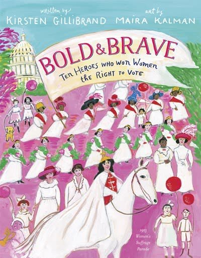 Knopf Books for Young Readers Bold & Brave
