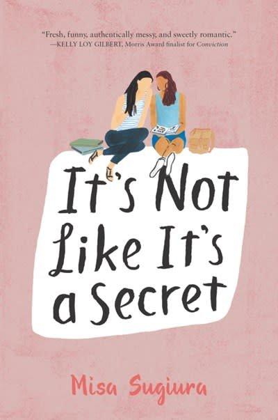 HarperTeen It's Not Like It's a Secret