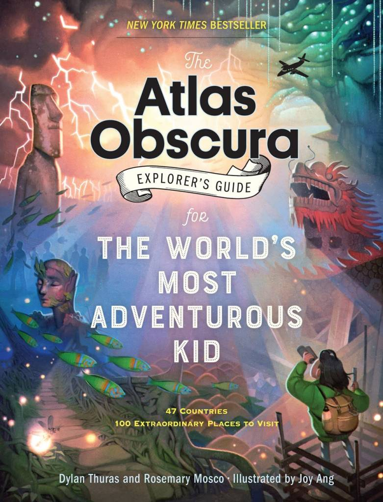 Workman Publishing Company The Atlas Obscura Explorer's Guide for the World's Most Adventurous Kid